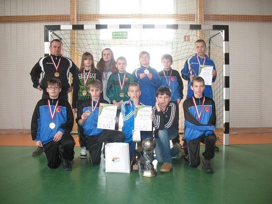 MŁODZIK - turniej towarzyski w Polkowicach - SCS Amico Lubin
