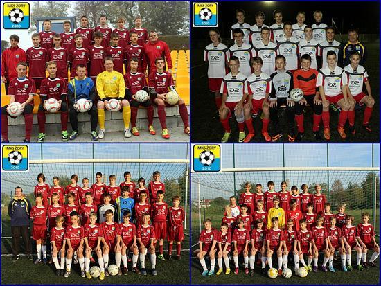 0efcd6b35 Podsumowanie rozgrywek drużyn MKS Żory - runda jesienna 2013 - Młodzieżowy  Klub Sportowy Żory