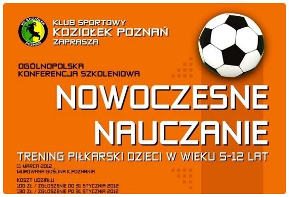 881a9d4b3 Zapraszamy do udziału w przygotowanej przez Klub Sportowy Koziołek Poznań,  a organizowanej przy współpracy z FC Spartans Edynburgh i ośrodkiem  CityZen, ...