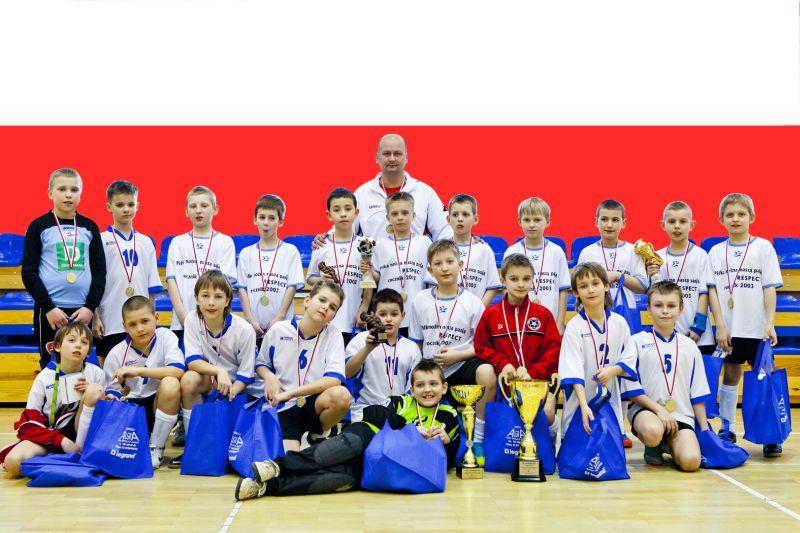 UKS Polonia Bydgoszcz rocznik 2003