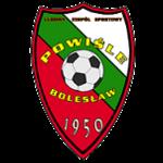 herb LKS POWIŚLE  Bolesław