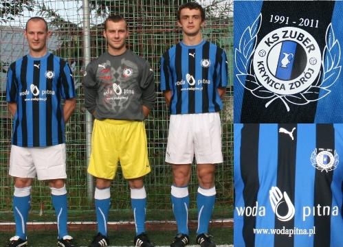 nowe stroje na sezon 2011/12