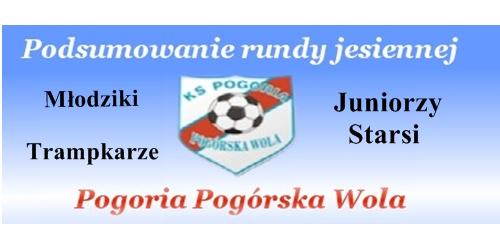 c7172f448 Podsumowanie drużyn młodzieżowych - Pogoria Pogórska Wola