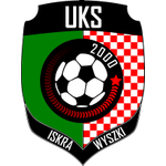 herb UKS Iskra Wyszki