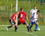 Legia Warszawa (ME) - MKS Mława (sparing, kw)