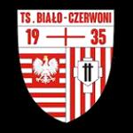 herb T.S Biało-Czerwoni Kaszyce (b)