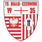 herb T.S Biało-Czerwoni Kaszyce