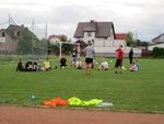 Trening : Wznowienie treningów po przerwie letniej