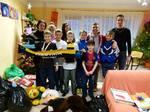 ALDO Bartnik na pomoc Mikołajowi 2014