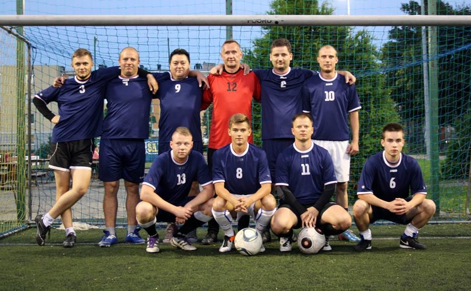 6361b8f612cdff Statystyki Water Team Gdynia - Nadmorska Liga 6