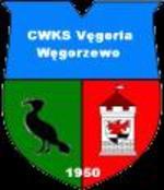 herb CWKS Węgoria Węgorzewo