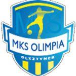 herb MKS Olimpia Olsztynek