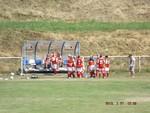 Sparing z drużyną ULKS Bogdańczowice 27.07.2013
