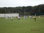 Pierwszy mecz ligowy w sezonie 2013/2014 z Czarnymi Świerklany - 27.08.2013