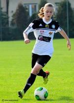 1.FC AZS AWF KATOWICE vs ULKS Bogdańczowice (20.10.2013 r.)