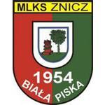 herb MLKS ZNICZ Biała Piska