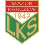 herb LKS Mazur Karczew