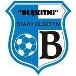 herb Błękitni Stary Olsztyn