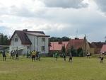 Walka Czarnów - Błękitni II Lubno 24.08.2014