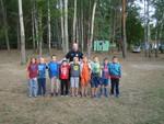 Obóz Sportowy Okoniny Nadjeziorne 2015