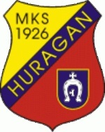 herb Huragan Międzyrzec Podl