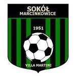 herb Sokół Marcinkowice