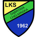 herb LKS Dąbrowa Chełmińska
