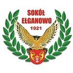 herb Sokół Ełganowo