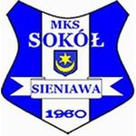 herb MKS Sokół Sieniawa