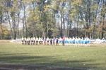 Huragan Wołomin 2 - 4 MKS BUG 1994 WYSZKÓW (16.10.2011)
