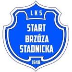 herb Start Brzóza Stadnicka