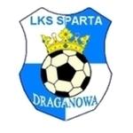 herb LKS Sparta Draganowa