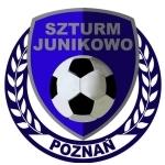 herb Szturm Junikowo Poznań