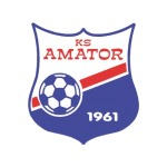 "herb KS ""Amator"" Leopoldów-Rososz"