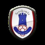"""herb LKS """"Serokomla"""" Janowiec"""
