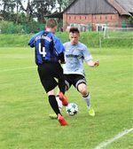 Błyskawica Łuczyce - Unia Fredropol 0-3(0-2)