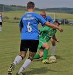 Unia Fredropol - Gwiazda Maćkowice 4-1(2-1)