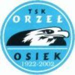 herb Orzeł Osiek