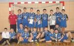 Halowy Turniej Pilki Nożnej o Puchar Burmistrza Miasta Mińsk Mazowiecki