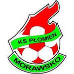 herb Płomień Morawsko