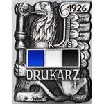 herb KS Drukarz 2001 Warszawa
