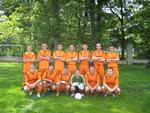 Mecz z  Wesołą 2007/2008 \