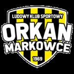 herb LKS ORKAN Markowce