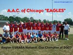 AAC CHICAGO EAGLES