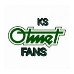 herb KS Otmęt Fans