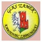 herb ZAMEK Kamieniec Ząb.