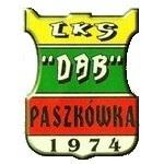 herb LKS Dąb II Paszkówka
