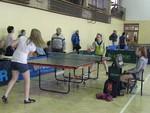Tenis stołowy drużynowy - województwo 21.01.15r. Kocudza