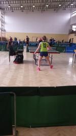 Wojewódzki Drużynowy Tenis Stołowy - 04.02.16r. Kocudza