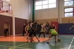 Rejonowa Licealiada SZS w koszykówce dziewcząt 10.03.16r. Krasnystaw